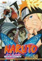 Livro - Naruto Gold - 56 -