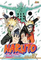 Livro - Naruto Gold - 67 -