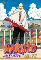 Livro - Naruto Gold - 72 -
