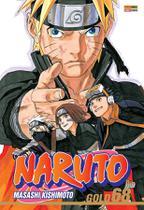 Livro - Naruto Gold Edition - 68 -