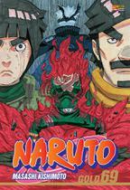 Livro - Naruto Gold Edition - 69 -
