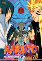 Livro - Naruto Gold Edition - 70 -
