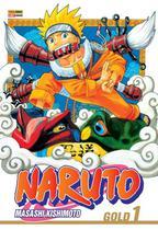 Livro - Naruto Gold Vol. 01 -