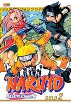 Livro - Naruto Gold Vol. 02 -
