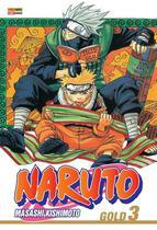 Livro - Naruto Gold Vol. 03 -
