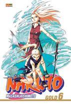 Livro - Naruto Gold Vol. 06 -