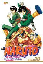 Livro - Naruto Gold Vol. 10 -