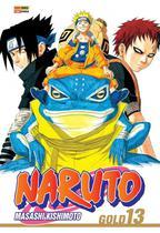 Livro - Naruto Gold Vol. 13 -