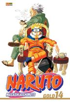 Livro - Naruto Gold Vol. 14 -