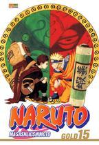 Livro - Naruto Gold Vol. 15 -
