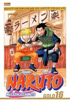 Livro - Naruto Gold Vol. 16 -