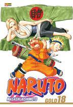Livro - Naruto Gold Vol. 18 -