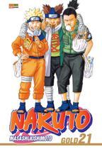 Livro - Naruto Gold Vol. 21 -