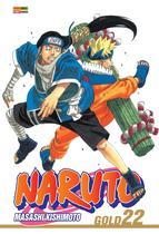 Livro - Naruto Gold Vol. 22 -