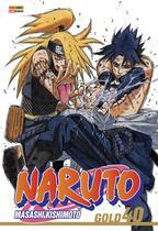 Livro - Naruto Gold Vol. 40 -