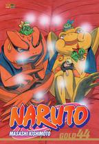 Livro - Naruto Gold Vol. 44 -