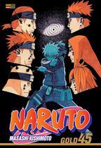 Livro - Naruto Gold Vol. 45 -