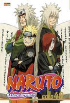 Livro - Naruto Gold Vol. 48 -