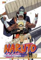Livro - Naruto Gold Vol. 50 -