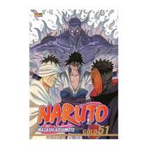 Livro - Naruto Gold Vol. 51 -