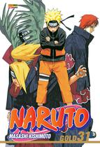 Livro - Naruto Gold - Volume 31 -