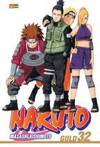Livro - Naruto Gold - Volume 32 -