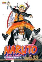 Livro - Naruto Gold - Volume 33 -