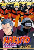 Livro - Naruto Gold - Volume 36 -