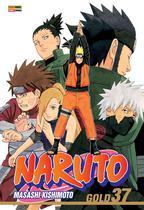 Livro - Naruto Gold - Volume 37 -