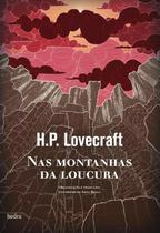 Livro - Nas montanhas da loucura -
