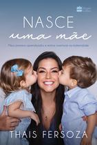 Livro - Nasce uma mãe -