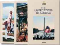 Livro - National Geographic - The United States of America - 2 Volumes -