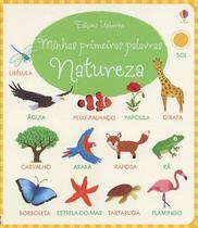Livro - Natureza, minhas primeiras palavras -