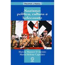 Livro - Nazismo: Política, cultura e holocausto -