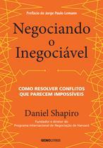 Livro - Negociando o inegociável -