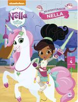 Livro - Nella - As aventuras de Nella -