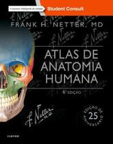 Livro - Netter Atlas de Anatomia Humana -