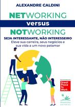 Livro - Networking versus Notworking -