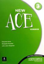 Livro New Ace 3 WorkBook - Longman