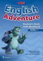 Livro - New English Adventure Student's Book Pack Level 1 -