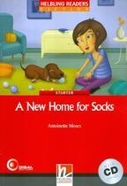 Livro - New home for socks - Starter -