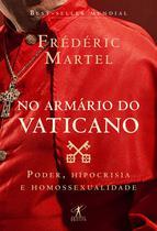 Livro - No armário do Vaticano -
