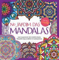 Livro - No Jardim das Mandalas -