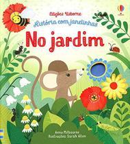 Livro - No jardim: história com janelinhas -