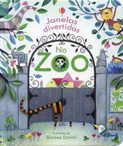 Livro - No zoo : Janelas divertidas -