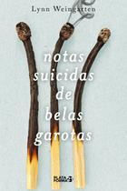Livro - Notas suicidas de belas garotas -