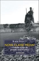 Livro - Nova classe média? -