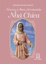 Livro - Novena à bem-aventurada Nhá Chica -