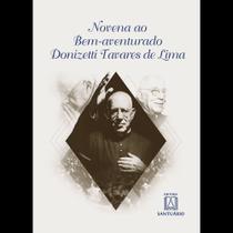 Livro - Novena ao Bem-aventurado Donizetti Tavares de Lima -