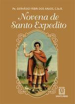 Livro - Novena de Santo Expedito -